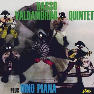 BASSO-VALDAMBRINI-QUINTET-Plus-DINO-PIANA-LP-jazz