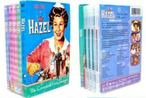 Hazel-Complete-Series-DVD-Set-Seasons-1-5-20-Discs-New-amp-Sealed