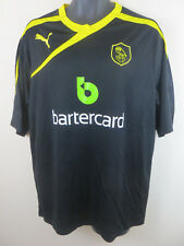 26c268082ba item 4 Puma Sheffield Wednesday Away 2013-14 Football Shirt Black Soccer  Jersey Mens XL -Puma Sheffield Wednesday Away 2013-14 Football Shirt Black  Soccer ...