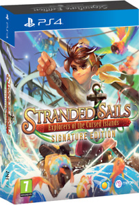 Stranded Sails - Signature Edition PS4 neuf sous blister