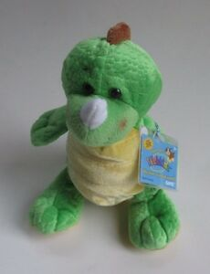 wb6 Key Lime Dinosaur WEBKINZ PLUSH Animal new Code ganz