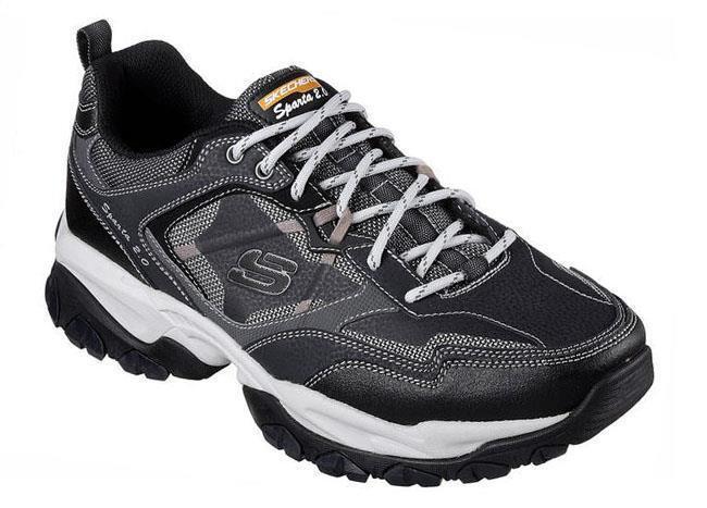 SKECHERS hommes hommes SKECHERS Flexible Cross Training Sneakers in 4 Colors, Med and Wide Widths 70c490