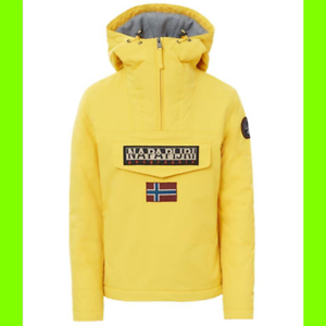 NAPAPIJRI RAINFOREST HIVER Y36 yellow mis-XL