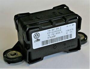 VW-Golf-MK5-ESP-Duo-Yaw-Rate-Acceleration-Sensor-7H0907655A