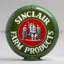 "Sinclair Farm Products Gas Pump Globe Cabin Lodge Man Cave Shop Bar Decor 13.5/"""