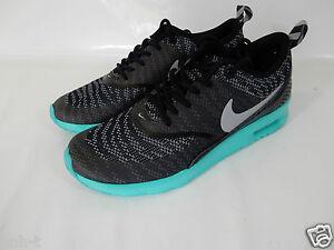 Jacquard da ginnastica Eu Nike Nero da Uk donna Air Thea 5 6 Max 5 37 Us Scarpe 4 Bnib UdYq51yd