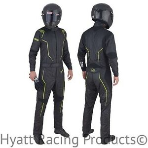 Racing Fire Suits >> Details About Simpson Dna Auto Racing Fire Suit Sfi 5 All Sizes Colors