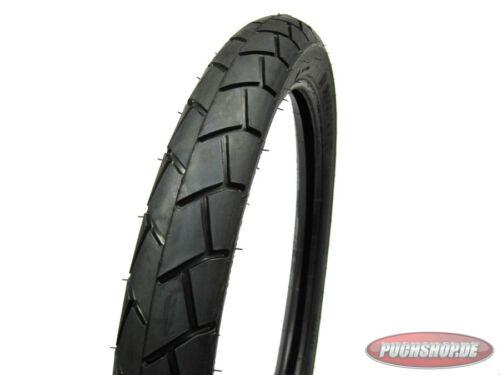 17 Zoll Sava Mitas MC11 Semislick Reifen 2.25x17 Puch Maxi Racing tires TOP!!!