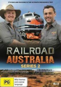 Ferrocarril-Australia-Serie-2-DVD-3-Discos-Region-4-como-Nuevo-Libre-Post