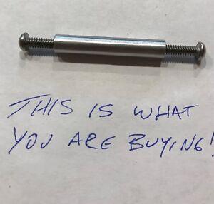 Slingerland Zoomatic Buddy Rich/krupa Prolongé Remplacement Roller Bar & 2 Vis-afficher Le Titre D'origine Ukxquapa-07182552-510504103