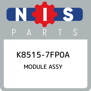 K8515-7FP0A-Nissan-Module-assy-K85157FP0A-New-Genuine-OEM-Part