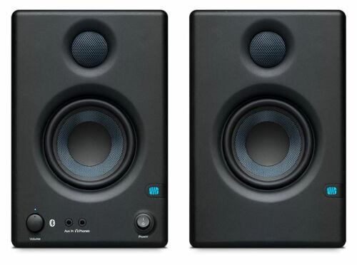 "PreSonus Eris E3.5 BT Aktives Studiomonitor Paar Bluetooth 3,5/"" Woofer 50 Watt"