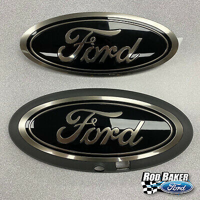 FORD collection Lifestyle New Genuine Ford broches ovale papillon Badge 35010501