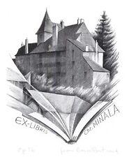Ex Libris Jean Marcel Bertrand : Opus 26, Chr. Minala