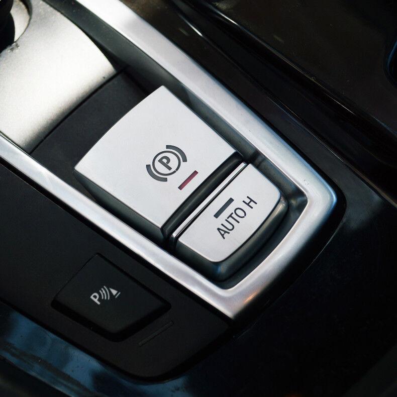 Button Cover Brake Hold For BMW F10 F07 F01 X3 F25 X4 F11 15 X5 X6 2011-2017