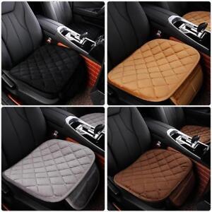 Universal-Vorne-Auto-Sitzkissen-Sitzauflage-Sitzbezuege-Sitzmatte-Pluesch-50x48cm
