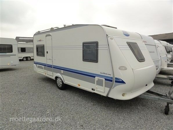 Hobby Excellent 495 UFe, 2003, 1075