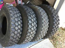 900-16 Military Tires Ford Chevy Dodge Chevrolet 900/16 900 16