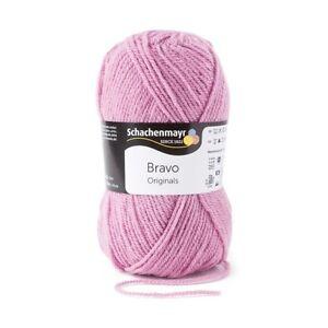 133 m Wolle BRAVO COLOR von Schachenmayr - 50 g // ca 02093 BARCELONA