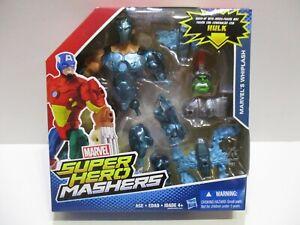 Marvel Avengers Super Hero Whiplash Hulk Mashers Hasbro