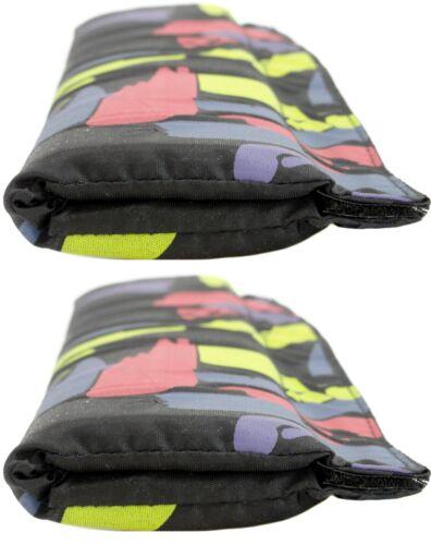 Color Membrure porteuse Coussin Gurtpolster 2er Set pour ordinateur portable poches porteurs Courroie