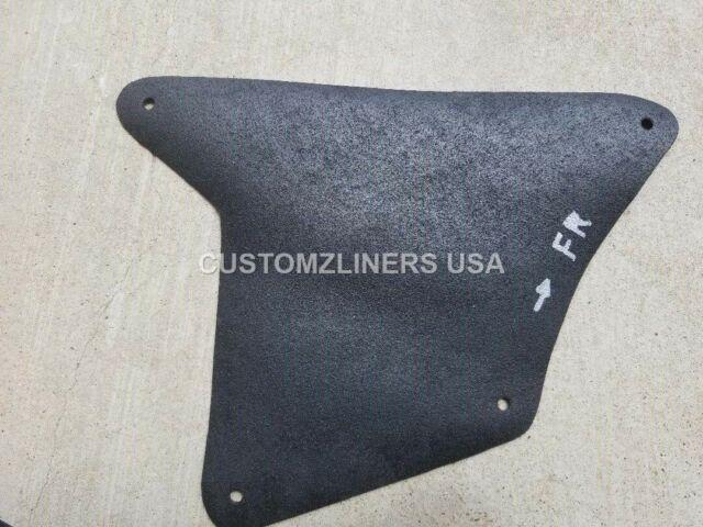 Dawn Enterprises CF-ROGUE14 Chromeline Body Side Molding Compatible with Nissan Rogue QAK Pure Powder