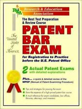 Patent Bar Exam : The Best Test Preparation and Review Course by The Staff of R