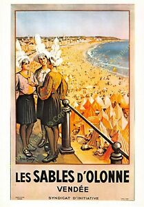 CP Poster Tourist All Sands D 'ol Convertible R52 Edit Mic Max 2944