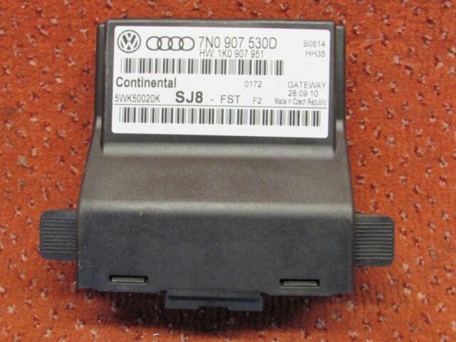 7N0907530D Porte Appareil de Commande Can Bus VW Golf 6 Jetta Touran 1T3 Sharan