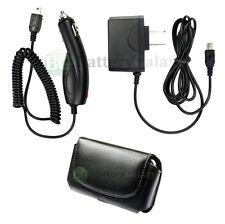 Car+Wall Charger+Phone Case For Motorola RAZR RAZOR V3