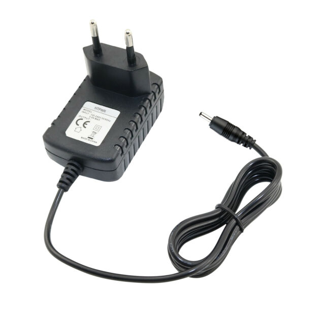 2A AC//DC Wall Power Adapter Charger For RCA Voyager Pro RCT6773W42 B KC Tablet