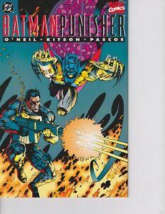 Batman/Punisher: Lake of Fire #1 1994 vs Jigsaw, Combined Shipping!