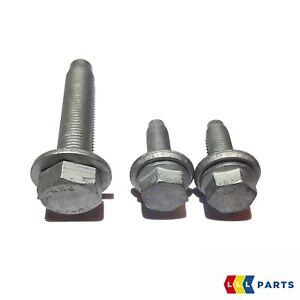 Nuevo-genuino-Volkswagen-Suspension-Amortiguador-Amortiguador-Trasero-Kit-conjunto-de-pernos-de