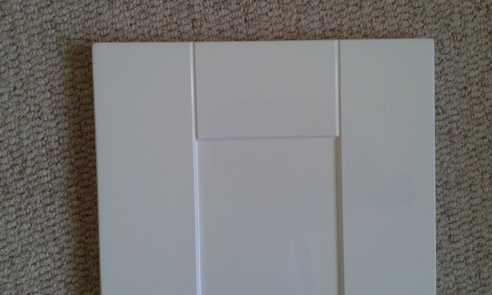 Kitchen Cupboard Doors Shaker High Gloss White To Fit Howdens Mfi B Q Cabinets