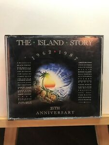 Used-The-Island-Story-1962-1987-25th-Anniversary-by-Various-2xCD-1987-Island