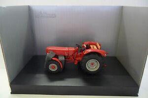 Schuco 1:32 Tracteur Tracteur Güldner G75 Un Rouge Rouge Art 7783