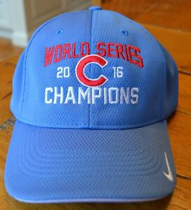 Details about Chicago Cubs Carolina Blue Nike FLEX FIT MLB 2016 World  Series Hat Cap SALE 6502bf2f672