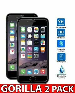 New-Screen-Protector-For-Apple-iPhone-6s-Tempered-Glass-100-Genuine-Gorilla