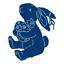 Tattered Lace Easter Bunny die-TLD0260 depuis le printemps de la faune 2017 libération