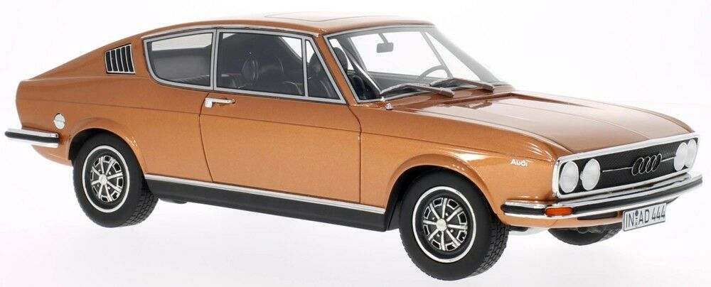 Audi 100 Coupe S 1973 Copper BOS-MODELS BOS054 1 18