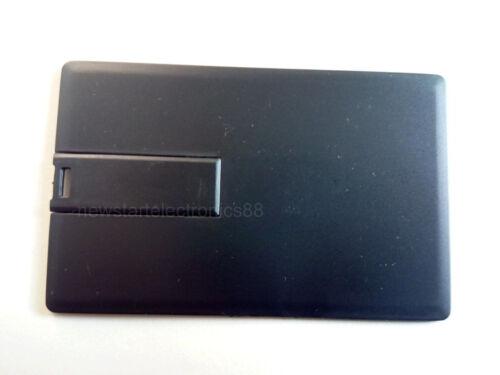 Lot 5 2GB Card USB Flash Drive 2G Wafer Biz Memory Stick Thumb Pen Wallet DIY
