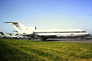 2-243-2-Boeing-727-22C-Royal-New-Zealand-Air-Force-Kodachrome-SLIDE