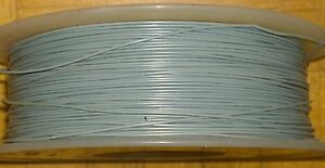 10 Metres 10//0.1mm Hookup Stranded Circuit Wire Grey
