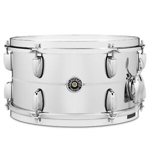 Gretsch-Drums-GB4163S-Brooklyn-Chrome-Over-Steel-Snare-Drum-7x13