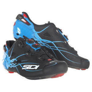 77c017a26226 New SIDI SHOT Matt Carbon Road Bike Cycling Shoes Matte Black Light ...
