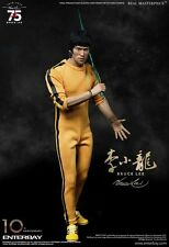 Enterbay Bruce Lee 75th Anniversary GAME OF DEATH 1/6 Figure IN STOCK