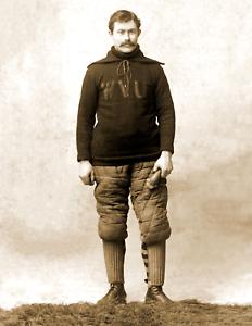 1897-Fielding-Yost-U-of-West-Virginia-Vintage-Old-Photo-8-5-034-x-11-034-Reprint
