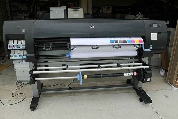 Anden printer, HP Storformatprinter, Designjet Z6100