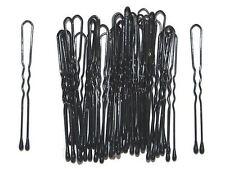 4.5cm Short Black Waved Hair Pins Bobby Pins Grips Hair Accessories UK