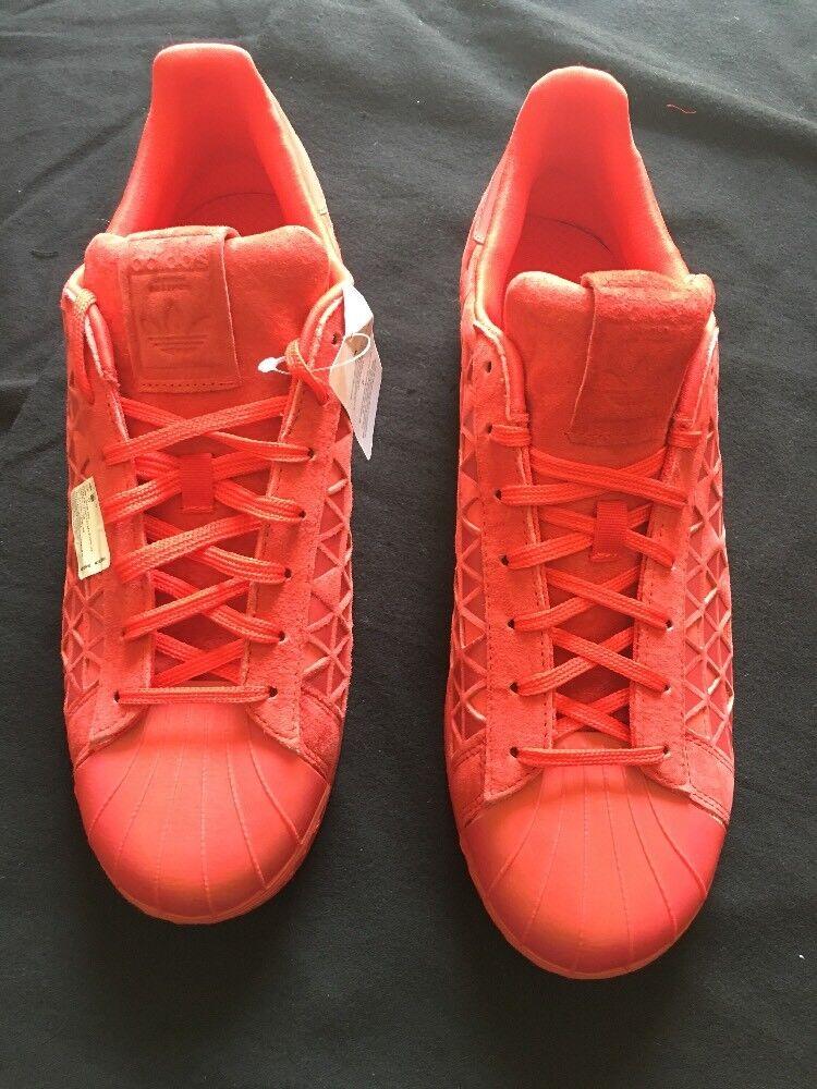 NEW Authentic adidas Originals XENO Superstar Aq8181 shoes Men's Size 12